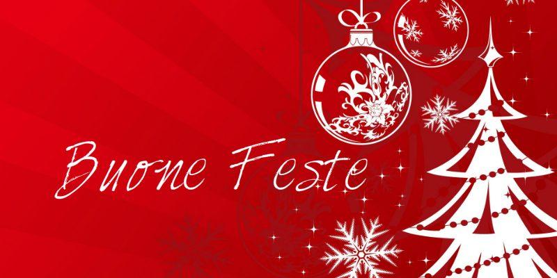 Buon Natale E Buone Feste Natalizie.Orari Di Apertura Periodo Natalizio