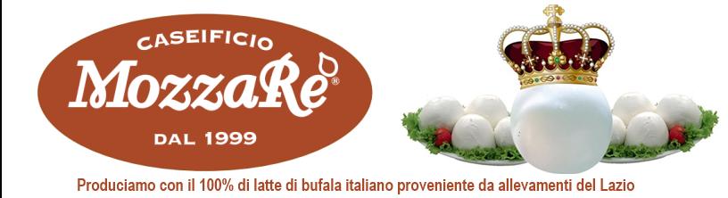 Mozzarè - Fornitura Mozzarella di Latte di Bufala